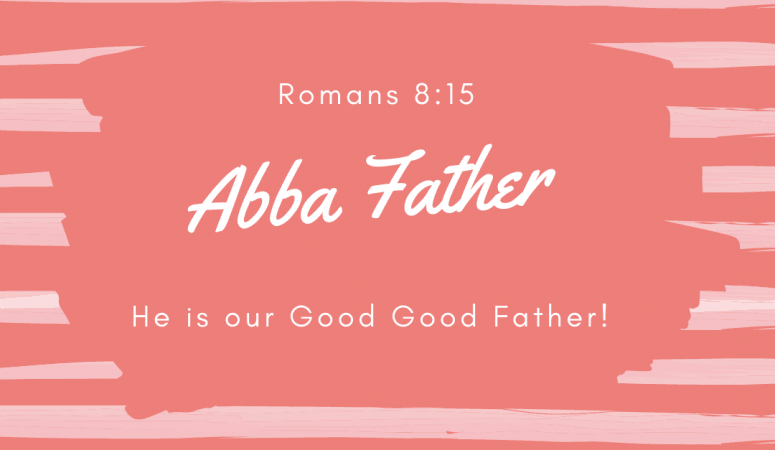 Our Good Good Father