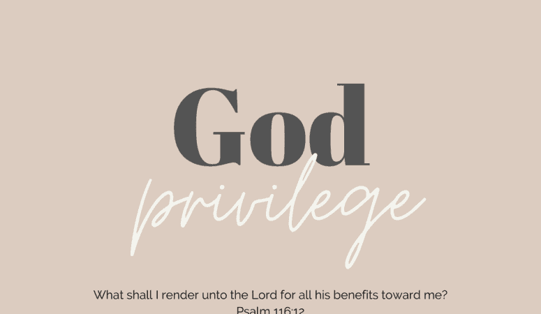 God Privilege